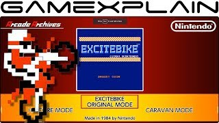Arcade Archives: VS. Excitebike - Game & Watch (Nintendo Switch)