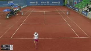 Benoit Marie v Tomova Viktoriya - 2016 ITF Sofia