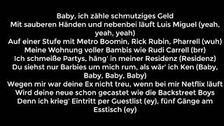 NAZAR feat. REMOE - RICHARD LUGNER lyrics