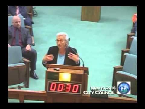 Elizabeth Rice City Council 3 9 16