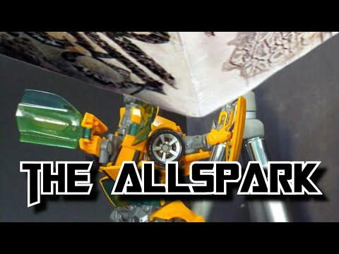 Transformers Stop Motion: The Allspark
