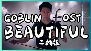 Goblin OST (Crush) Beautiful - Erhu Instrumental Cover by ErWen