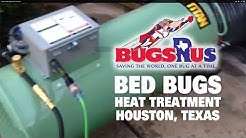 Houston Bed Bugs Heat Treatment