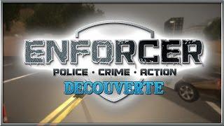 Vidéo détente | Enforcer Police Crime Action.