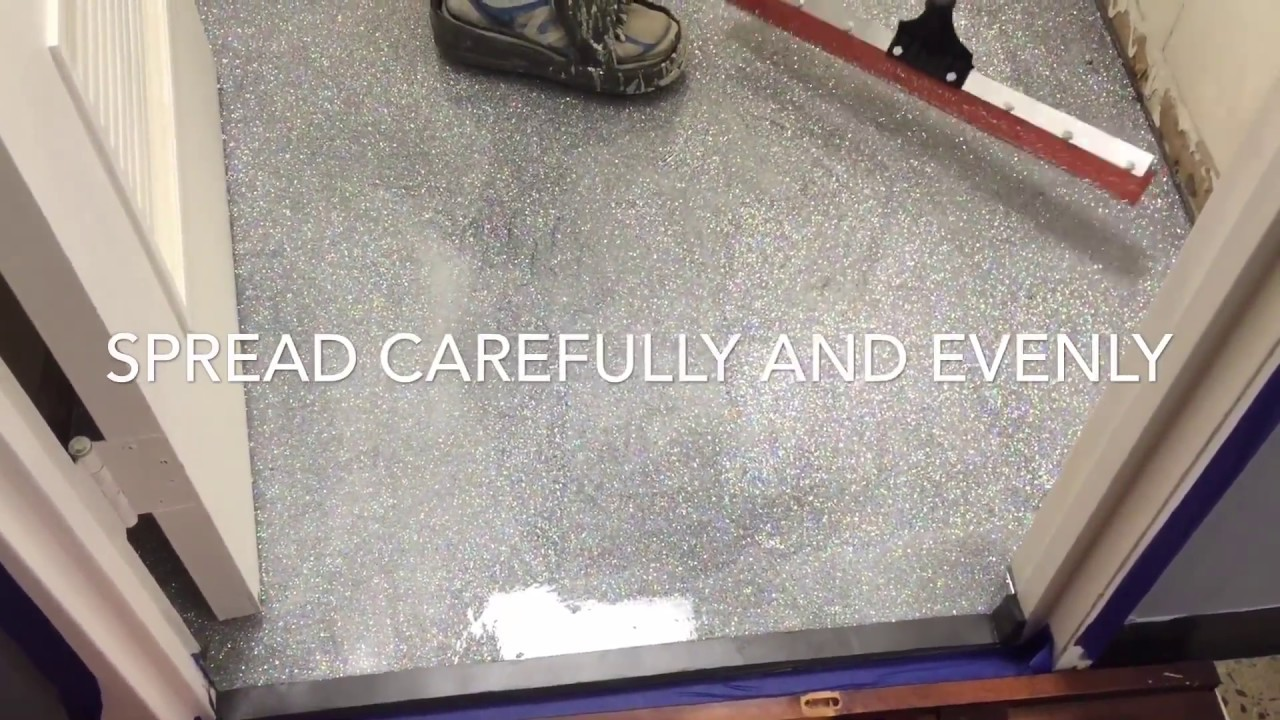 Glitter Epoxy Youtube