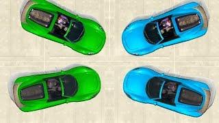 NEW GTA 5 DLC COUPLE vs. COUPLE