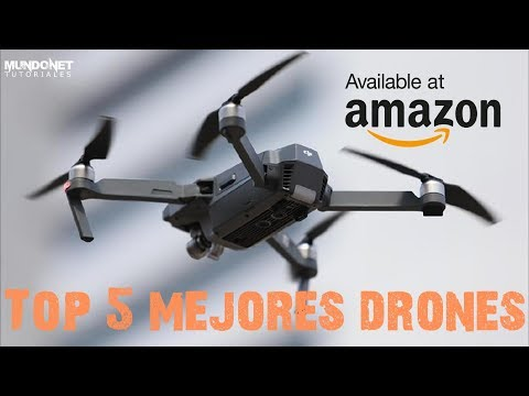 En Drones Disponibles Amazon Mejores 2018 5 Top Youtube 8Nnyvm0OwP