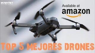 Top 5 mejores Drones  disponibles en Amazon 2019