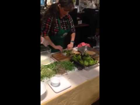 Whole Food Cooking Class, Tustine, CA with Kul Kapoor