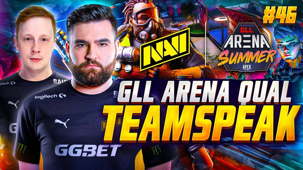 Тимспик NAVI APEX - GLL Arena Summer EMEA Qualifier