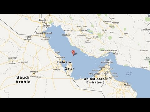 "Google Sued by Iran for Leaving ""Persian Gulf"" off Maps"