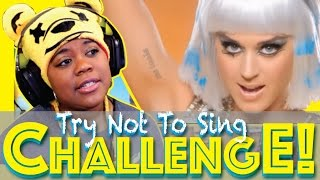 you sing you lose   x happy moments eng   try not to sing   aychristene reacts