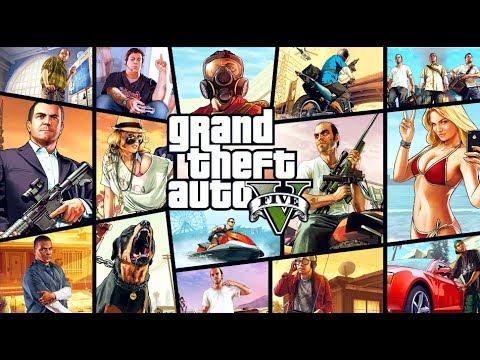Grand Theft Auto V (2013) - Film d'action Complet en Français (jeu vidéo)