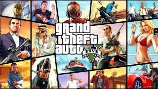 Grand Theft Auto V (2014) - Full Movie (Film Complet | VOSTFR)