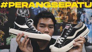 #PERANGSEPATU | Sepatu Compass…