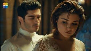 Любовь не понимает слов! Целуются. Самый лучший Турецкий сериал.