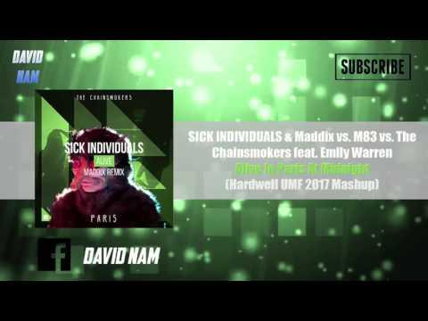 Alive In Paris At Midnight (Hardwell UMF 2017 Mashup) [David Nam Remake/Edit]