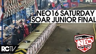 Video NEO 16 -SOAR Juniors Final download MP3, 3GP, MP4, WEBM, AVI, FLV Agustus 2017