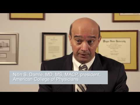 ACP updates recommendations for treatment of type 2 diabetes