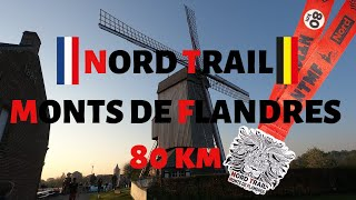 Nord Trail Monts de Flandres 80 km - 2019
