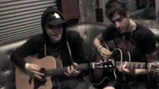 Boys Like Girls - Love Drunk acoustic (AltPress.com exclusive)