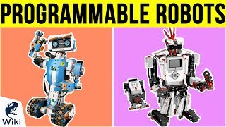 10 Best Programmable Robots 2019