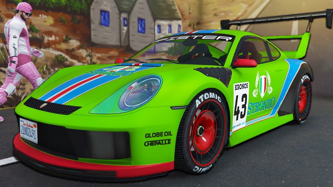 Download I Bought The Newest Car With a Massive Spoiler - GTA Online Los Santos Tuners