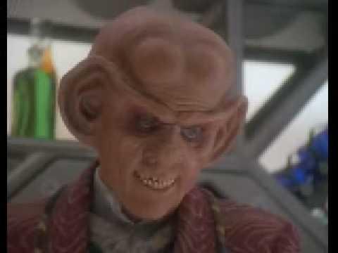Star Trek DS9: Quark and Garak - Just like the Federation