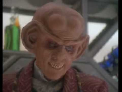 Star Trek DS9: Quark and Garak - Just like the Federation
