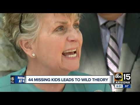 44 Missing Kids In DCS Custody Leads To Wild Theory