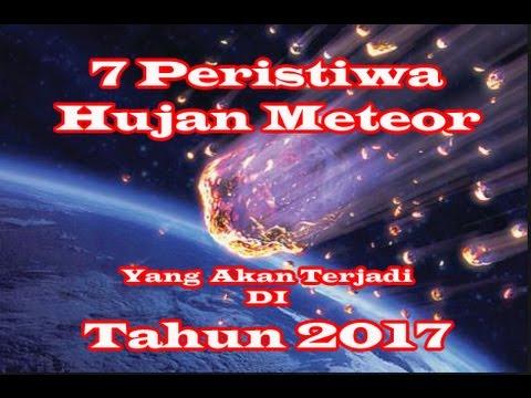 Inilah Tujuh peristiwa Hujan Meteor Yang Akan Terjadi di Tahun 2017!!!