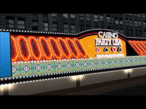 Casino Party Rental - Salt Lake City 801-738-6677