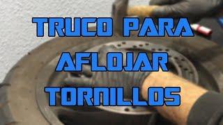 Video TRUCO PARA AFLOJAR TORNILLOS OXIDADOS O PEGADOS download MP3, 3GP, MP4, WEBM, AVI, FLV Juli 2018