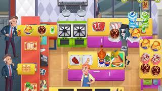 쿠킹다이어리 60레벨 클리어 screenshot 2