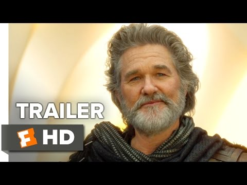 Guardians of the Galaxy Vol. 2 Trailer #2 (2017) | Movieclip