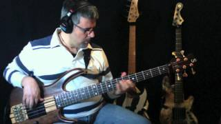 Street life by Randy Crawford my personal bassline with bass Ken Smith BSR5 black tiger