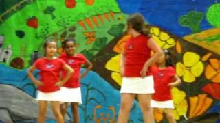 Cheerleading performance