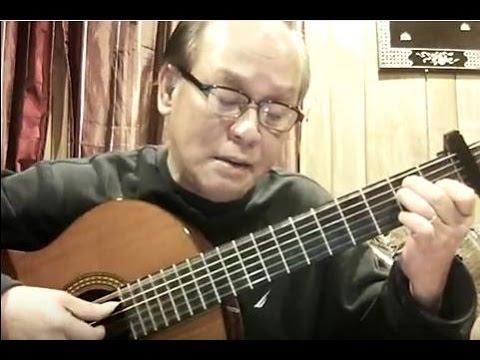 Mùa Xuân Của Mẹ (Trịnh Lâm Ngân) - Guitar Cover