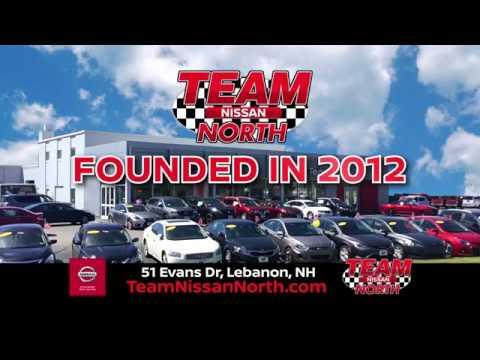 Team Nissan North >> We Re Team Nissan North