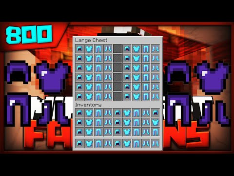 Minecraft FACTIONS Server Lets Play - BEST GOD GEAR IN FACTIONS!! - Ep. 800 ( Minecraft Faction )