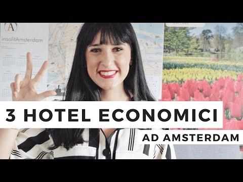 DOVE DORMIRE AD AMSTERDAM - I MIGLIORI HOTEL