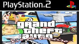 GTA RIO DE JANEIRO - O JOGO MAIS MENTIROSO DO PS2!