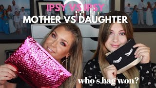 September IPSY | IPSY VS IPSY | MOTHER VS DAUGHTER | IPSY GLAMBAG | HOT MESS MOMMA MD