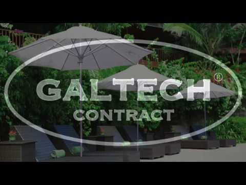 Galtech Deluxe Commercial Umbrellas
