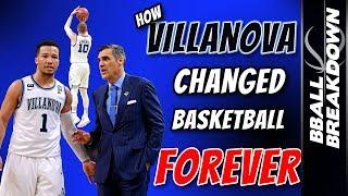 How VILLANOVA Changed NCAA Basketball FOREVER