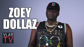 Zoey Dollaz on Haters: I'm Really From The Streets I Deal With it Another Way