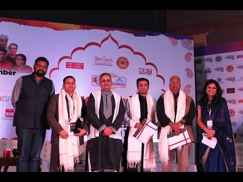 Media Magic - Social or Antisocial ? | Lucknow Literature Festival 2016