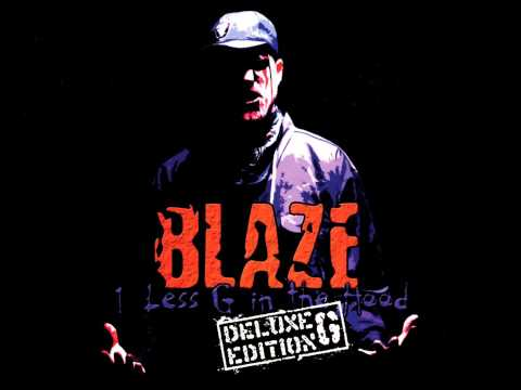 Blaze Ya Dead Homie - Thug 4 Life - 1 Less G In The Hood Deluxe
