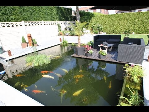 r novation et cuvelage de bassin de jardin avec soudoplast youtube. Black Bedroom Furniture Sets. Home Design Ideas