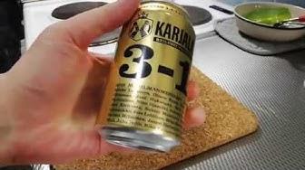 Testissä Karjala 3-1 olut
